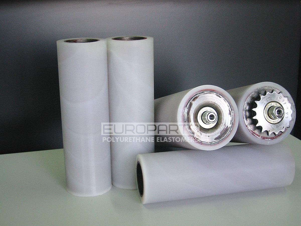 Polyurethane Rollers- Europarts