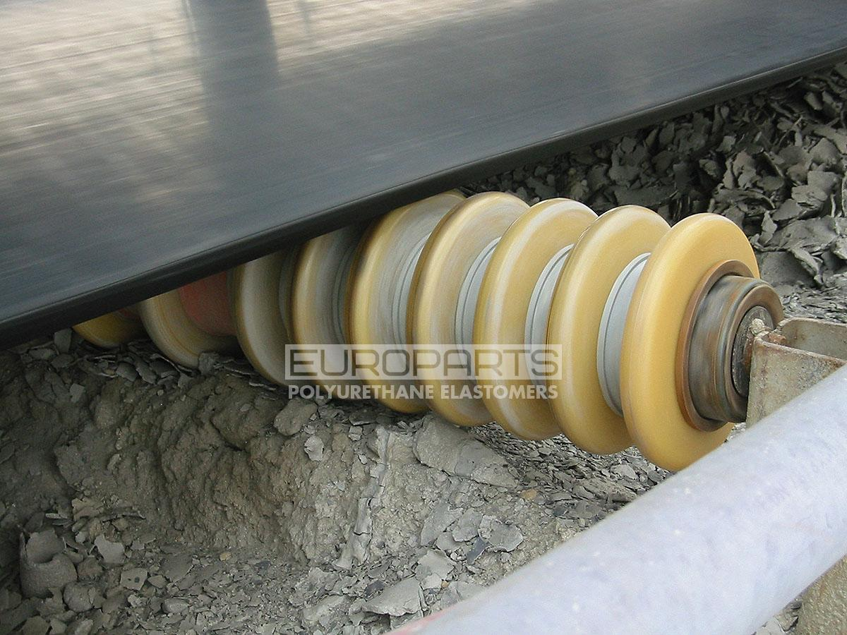 Polyurethane Wheels - Europarts