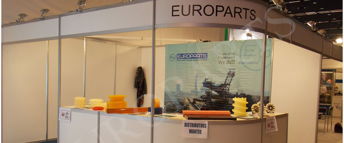 International Fair of Mining, Power Energy and Metallurgy στο Katowice