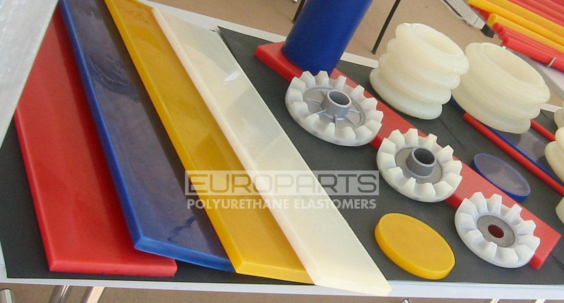 Polyurethane Sheets - Europarts