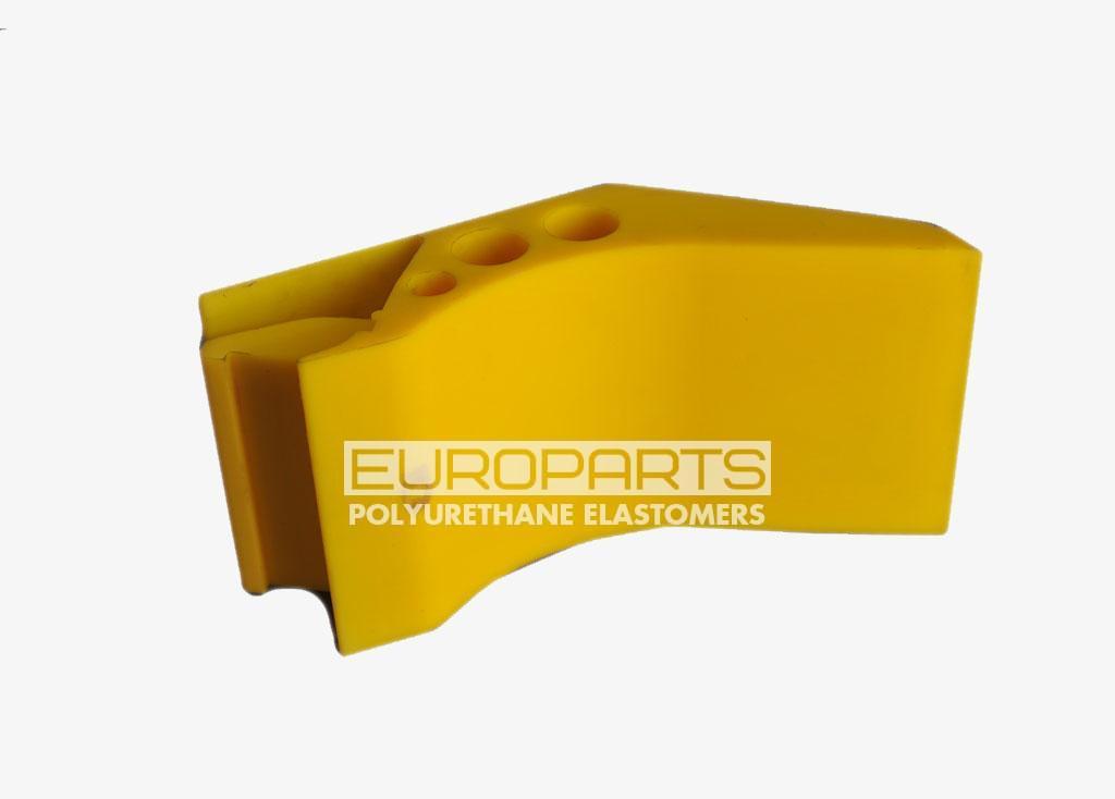 Polyurethane scraper - europarts